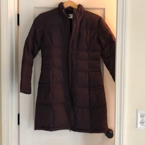 Garnet Hill Down Coat